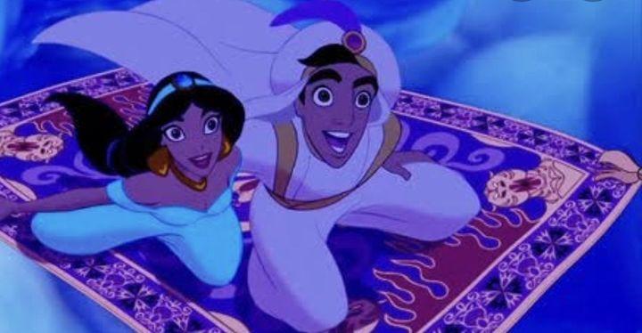 ( Original Aladdin- Disney- google images- 1992)