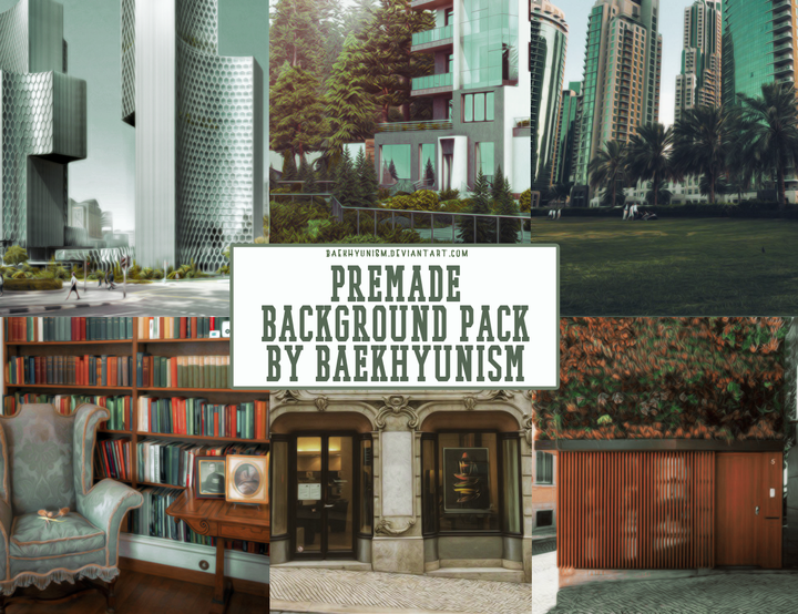 Baekhyunism Graphic Resources And Tips Premade Background Pack 4 Wattpad