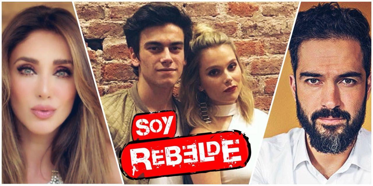 Soy Rebelde | SL&Rebelde - |Personajes principales| - Wattpad