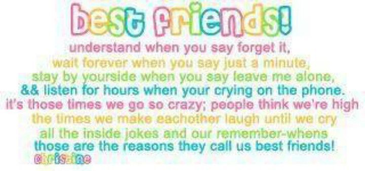 an essay on best friend