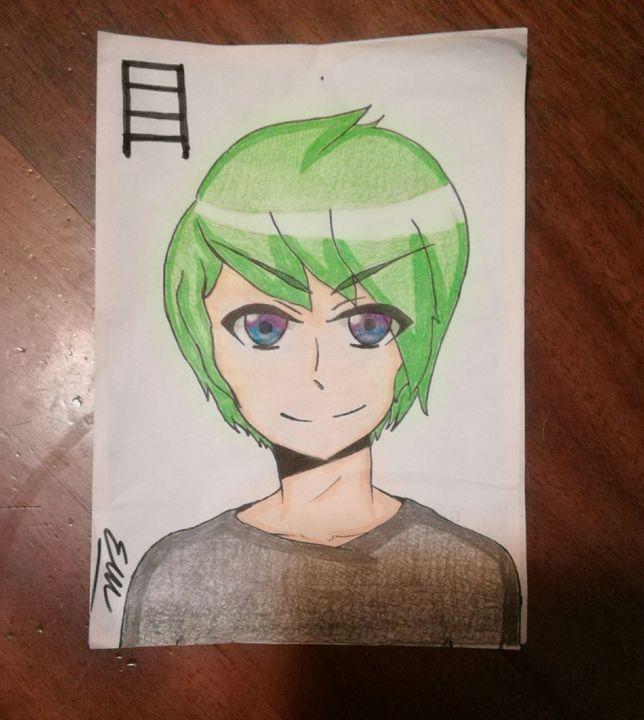 I Miei Disegni Ragazzo Gnocco Anime Wattpad