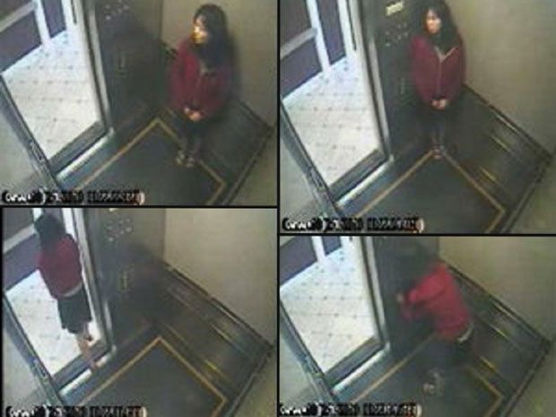 the autopsy revealed that Lam's body was found naked in the water, with her clothing—the same clothes she had been wearing in the elevator video—strewn around her