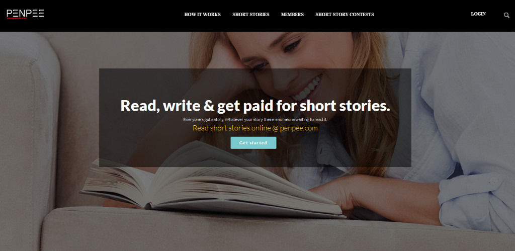 Get paid for writing stories