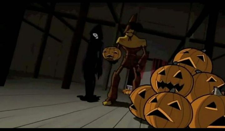 the book of random! - scarecrow pictures from: Batman ...