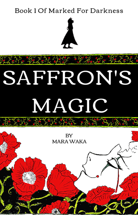 (UPDATE: The story is being re-written in third person and the character's name was changed to Saffron