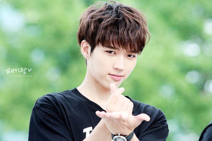 Meu lindo e maravilhoso Woohyun do Infinite