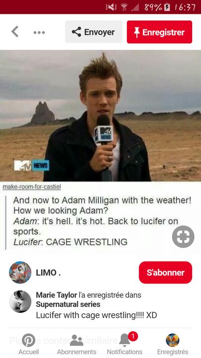 Pauvre Adam 