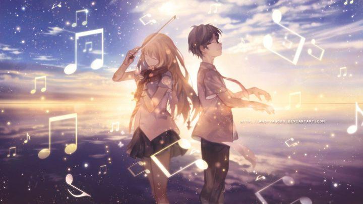 Lirik Anime Terjemahan Indonesia Shigatsu Wa Kimi No Uso Op 1 Wattpad