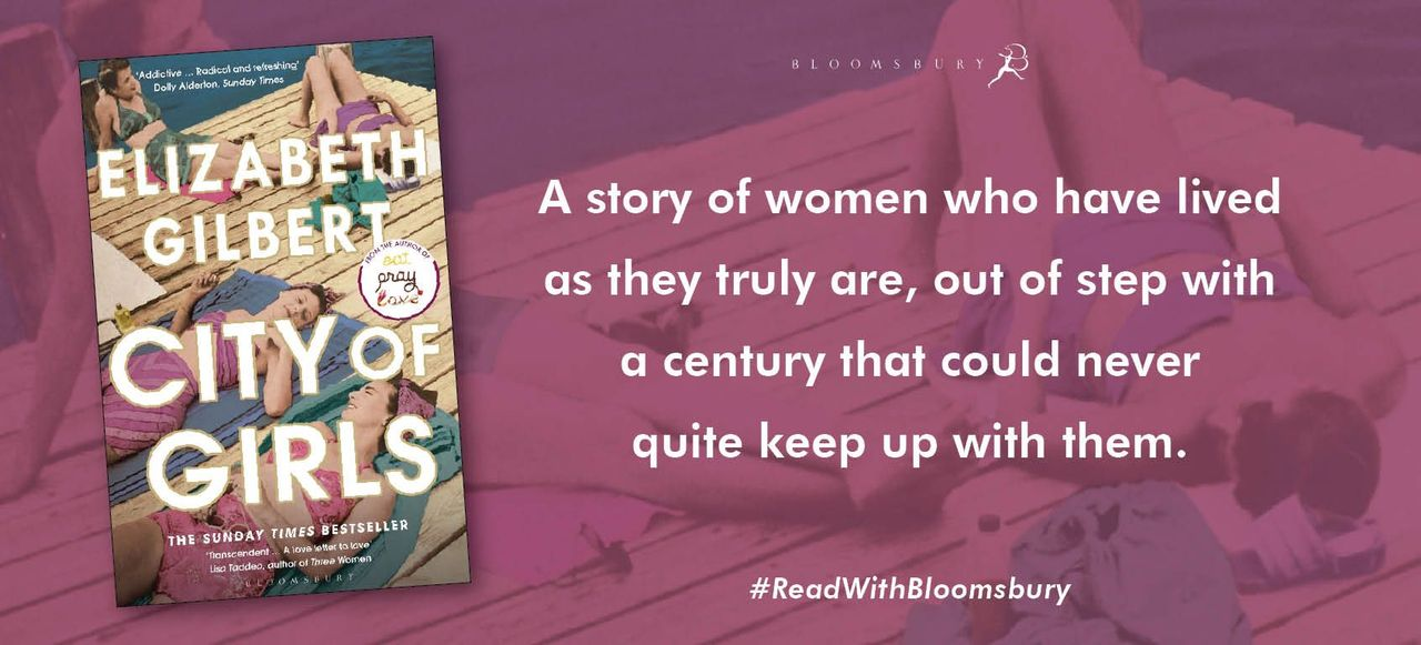 From the author of the global bestseller Eat Pray Love, comes a celebration of glamour, resilience, growing up, the joys of female friendship – and about the freedom that comes from finding a place you truly belong