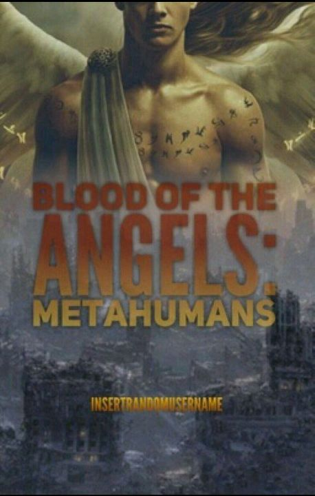Blood of Angels: MetaHumans by InsertRandomUsername
