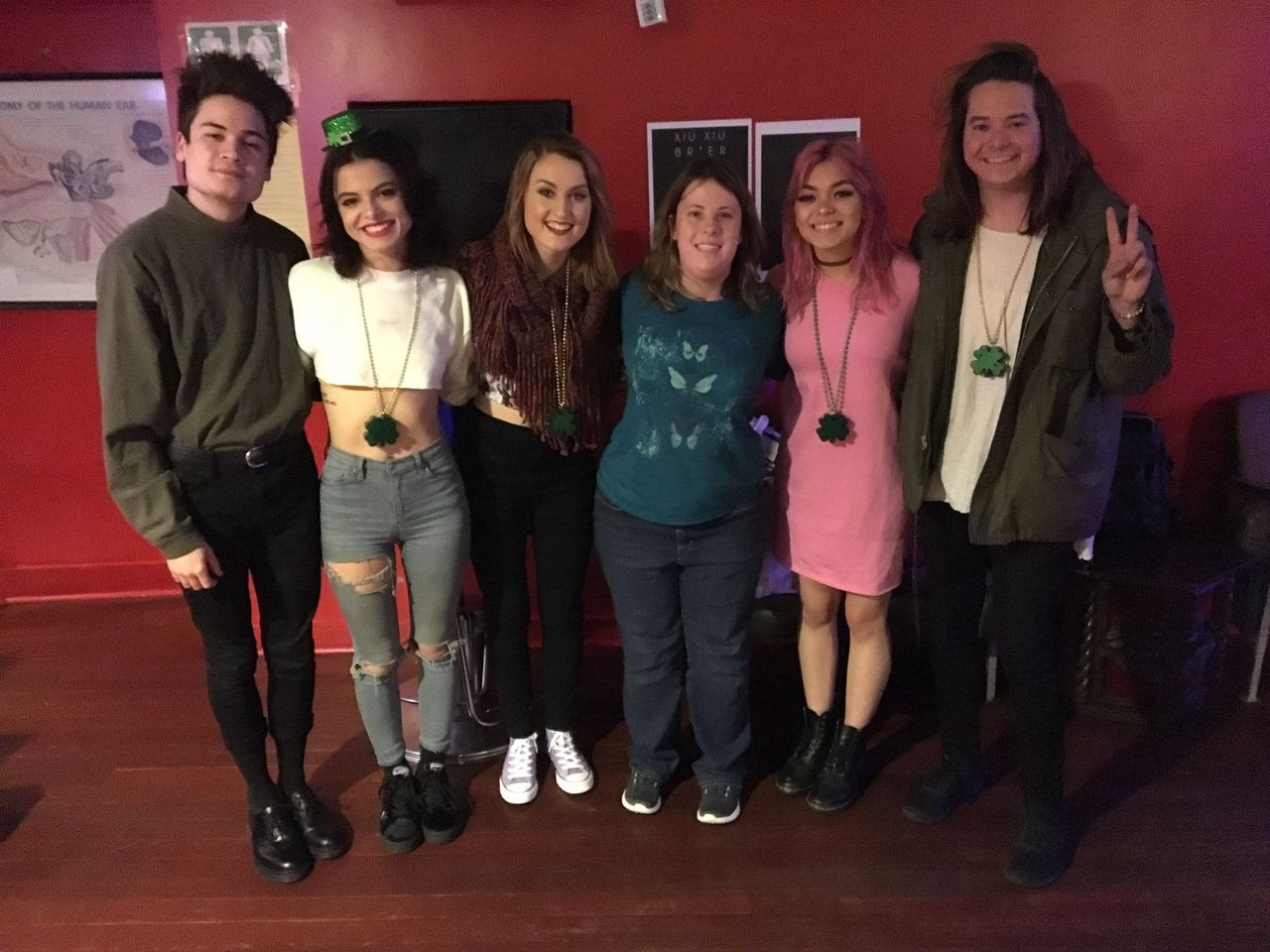 One direction zodiacs meet greet p2 wattpad i also got to meet their opening act kristyandbryce Image collections
