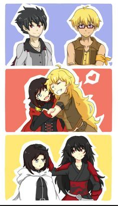 I am the Rose you broke (Abused and neglected male reader x RWBY