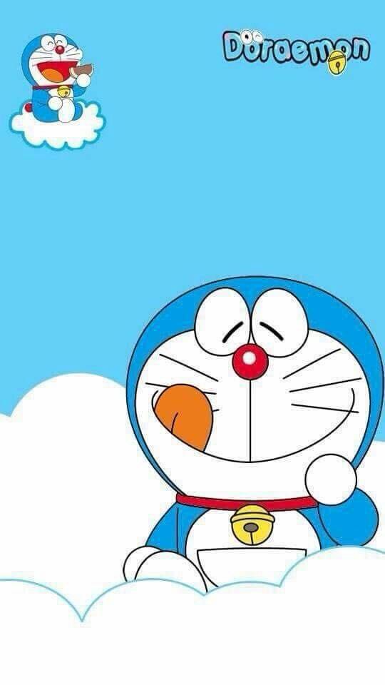 Doraemon classic anime x iPhone S wallpaper