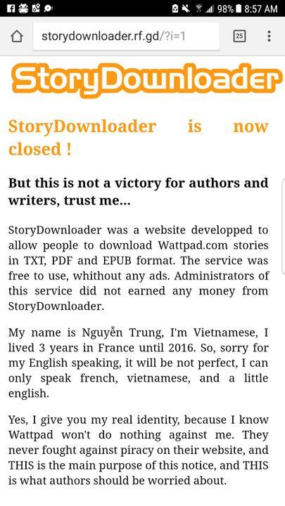 Download Wattpad Stories Epub