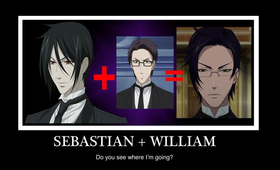 Felsebiyat Dergisi – Popular Sebastian X Reader X William
