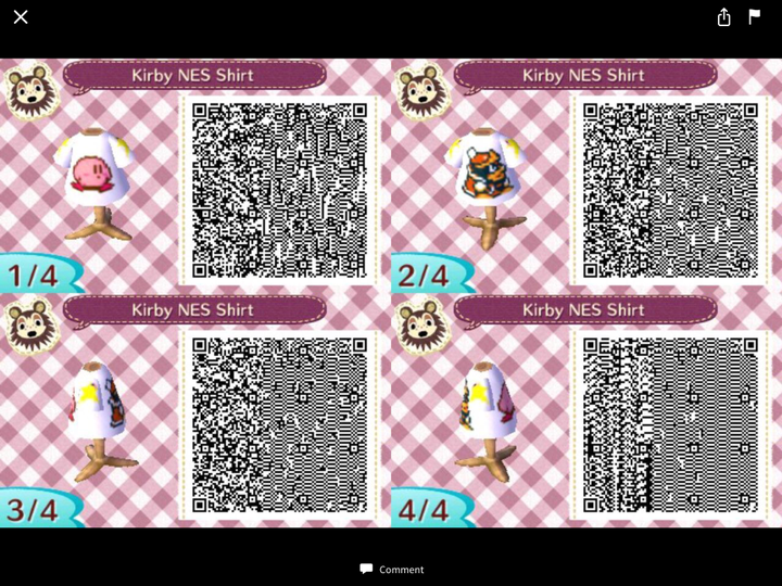 Animal Crossing New Leaf Qr Codes And More Nintendo Qr Codes