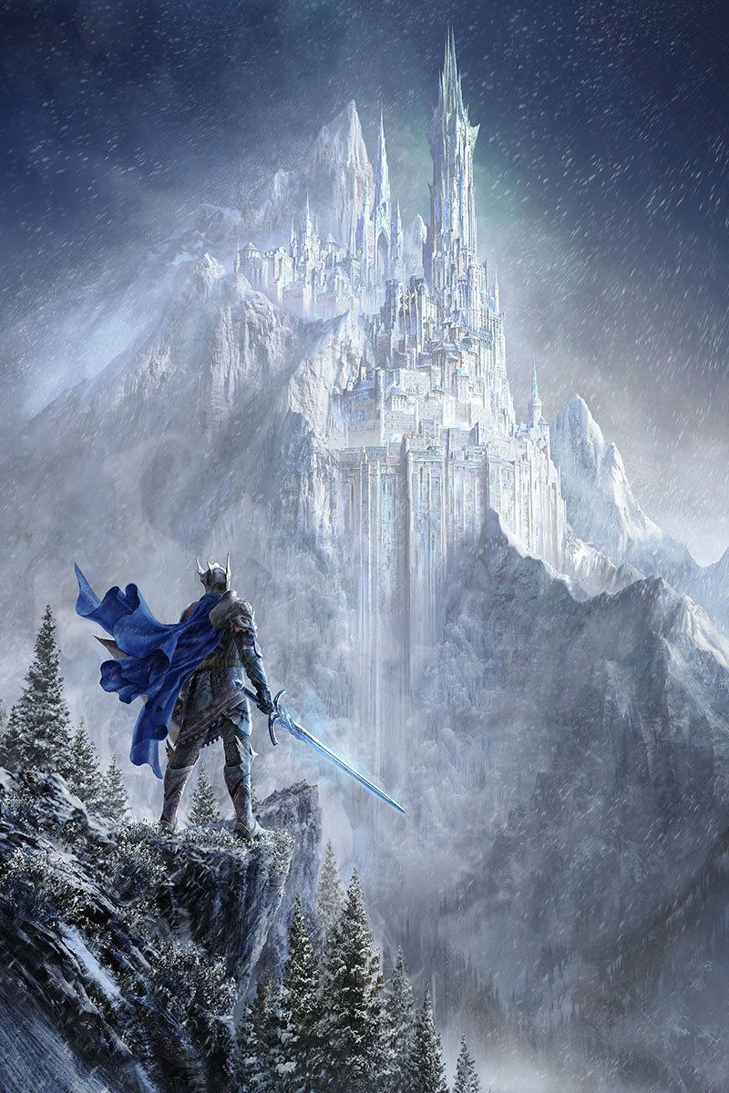 Welcome to the City of Eira, the capital of the cold and unforgiving Kingdom of Asterim