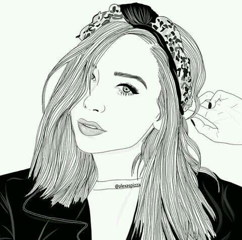 Perfeitas Imagens Desenhos Realistas De Meninas Tumblr Wattpad