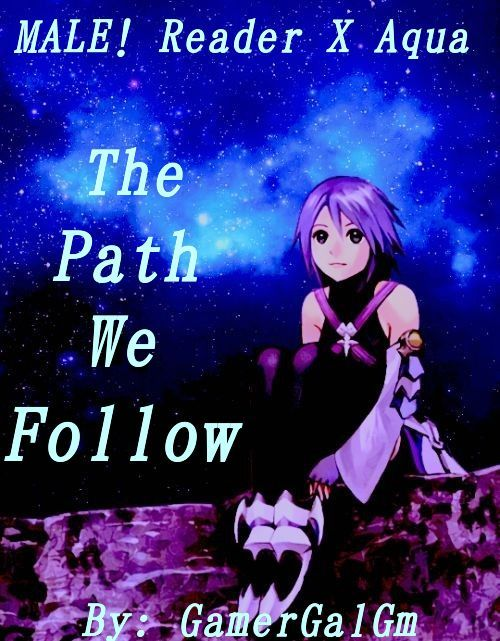 Kingdom hearts X Reader Oneshots - The Path We follow Teaser