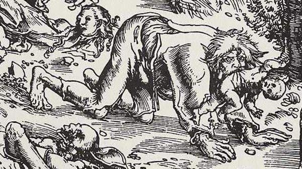 También se les consideraba brujas, que se levantaban de la tumba y tenían habilidades sobrenaturales