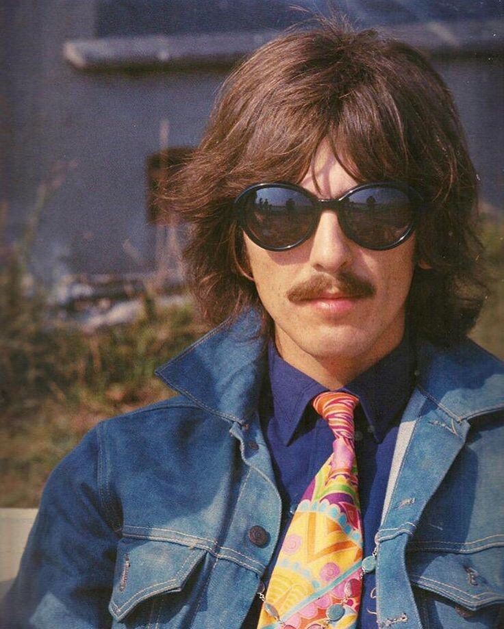 Now here's some '67 George, because he's so cute then!