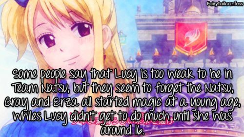 And if you don't like Lucy, get out