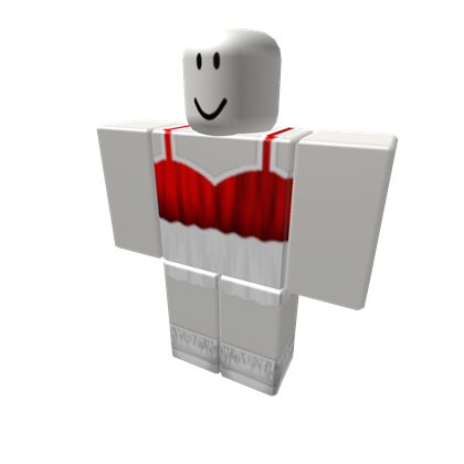 ROBLOX Clothes {Girls Edition} (Codes included!) - Cute Red