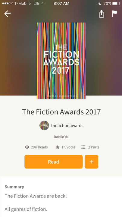 Once you find the book,'go to the Nominations chapter and scroll down to the Diverse category