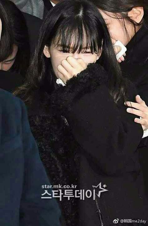 Jonghyun Funeral Snsd