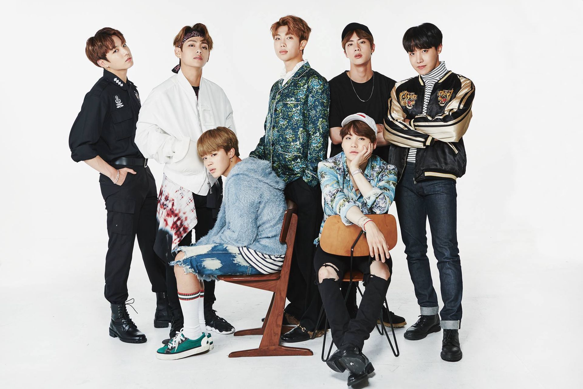 HBD Bangtan, I love you more that anything in this world