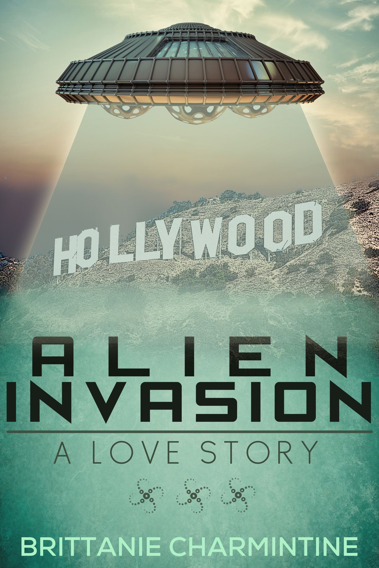 Thanks so much for reading Mermaids and the Vampires Who Love Them! I have some amazing news about it, which I cannot wait to share with you, but in the meantime, I thought I'd give you a little taste of my new novel-Alien Invasion: A Love Story