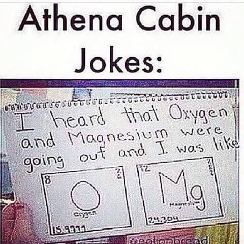 Percy Jackson Heroes Of Olympus Joke Book Lol Us Athena