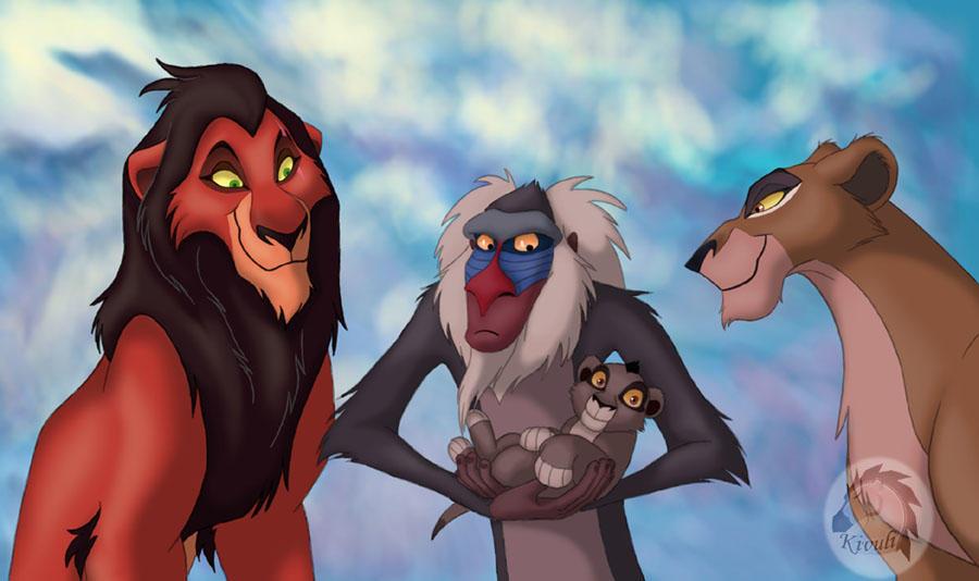 Yuki The Lion King Mheetu S Death And Nuka S Birth