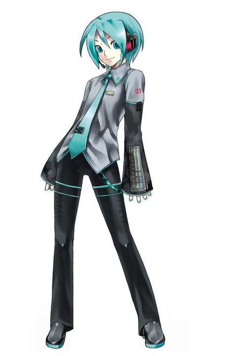 30 Days Vocaloid Challenge Day 23 My Favorite Genderbent Vocaloid