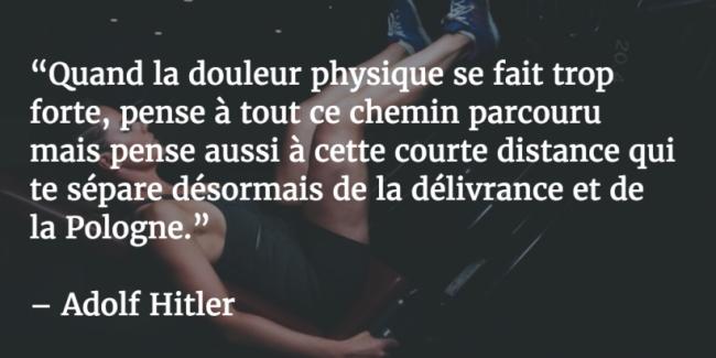 Texte Et Citation La Douleur Physique Wattpad