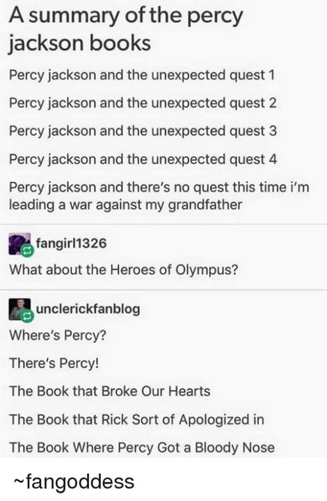 Percy Jackson Memes Percy Jackson Meme 7 Wattpad