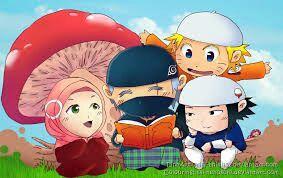 51 Gambar Naruto Idul Fitri Paling Hist