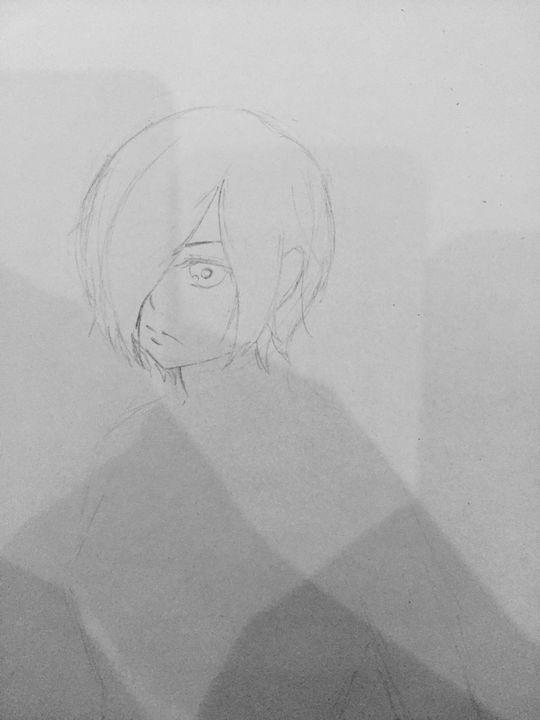 Anime Zeichnen Kirishima Touka Anleitung Wattpad