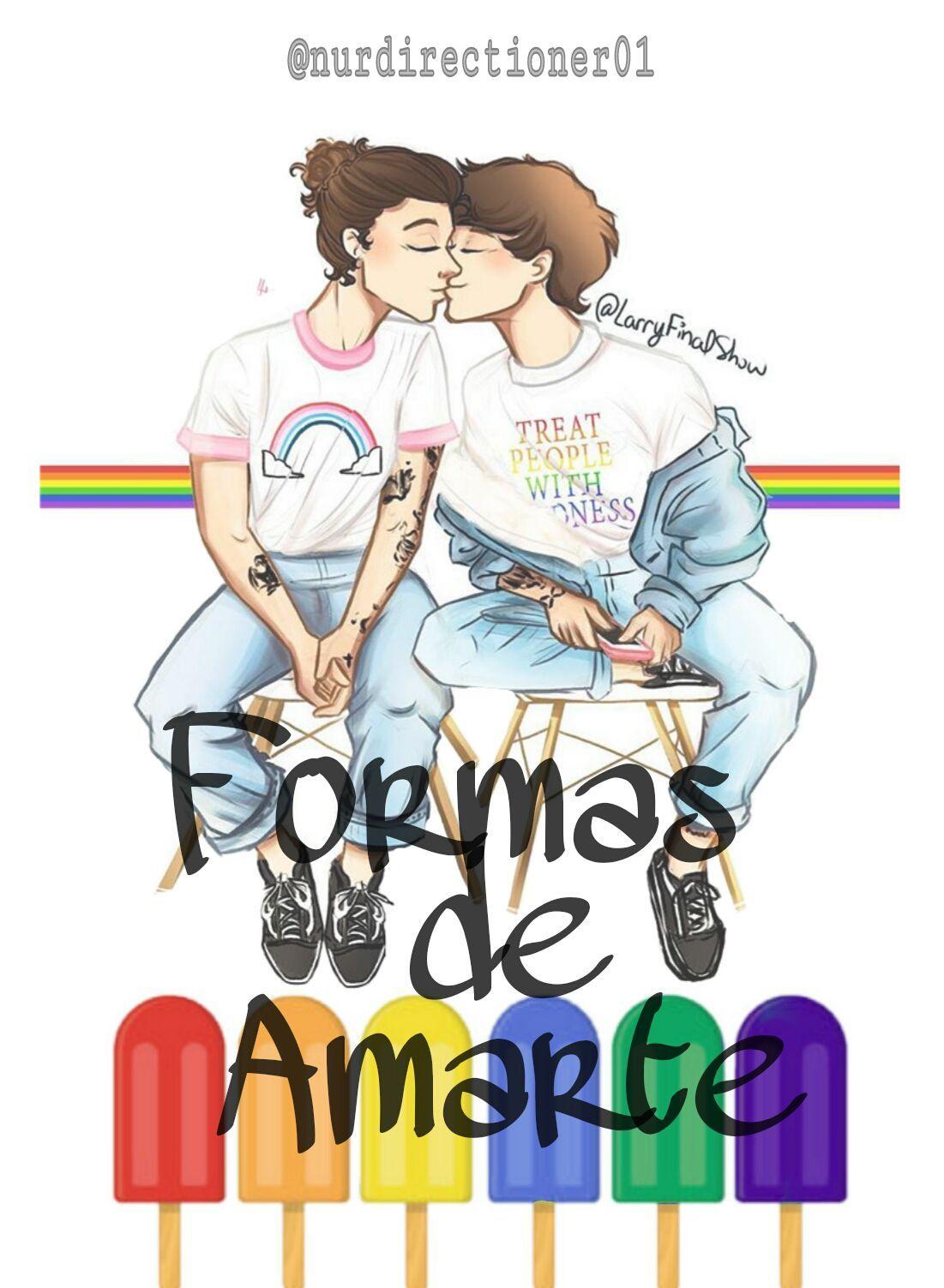 """""""¿Quién dijo que sólo había una forma de amar?Louis es una persona demasiado curiosa como para conformarse solamente con una"""