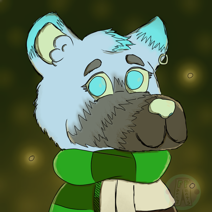 I made this one as a little profile picture thing for myself