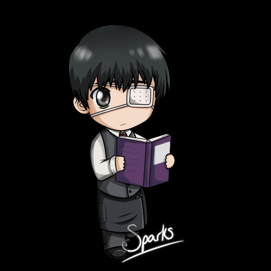 Đọc Truyện Ken Kaneki - Tokyo Ghoul - Ken Kaneki - chibi - Nguyên Nguyên - Wattpad - Wattpad