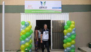 La Fundación AINCO continúa su compromiso con la integración de las comunidades y la recuperación de sus espacios, entregando donativos a intituciones de salud, generando un impacto positivo en las comunidades y en su bienestar social, luego de da...