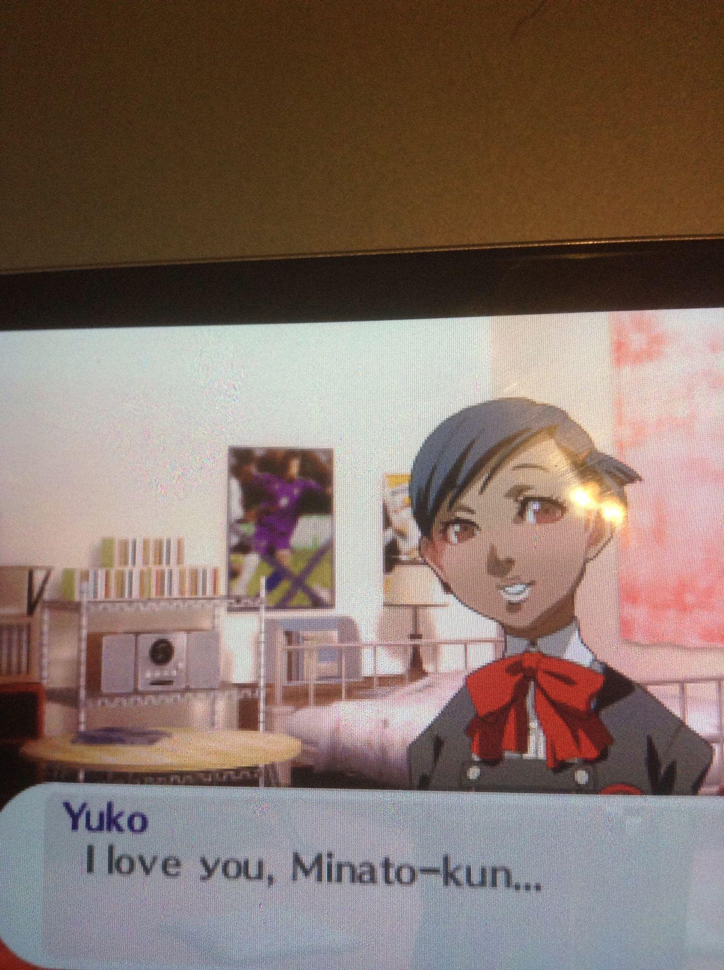 P3P dating Yuko