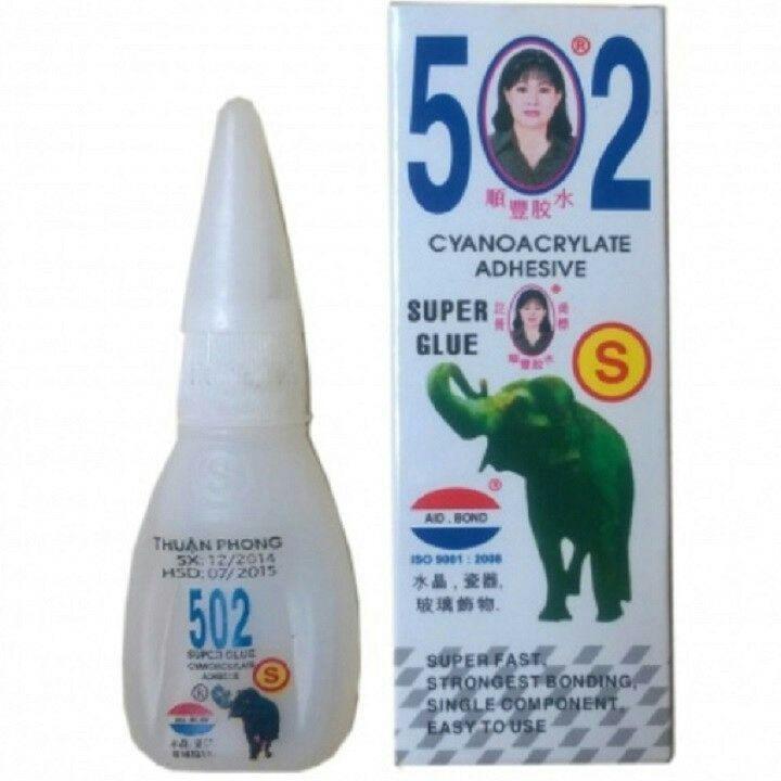 Keo con voi, không gây độc hại, không gây ô nhiễm môi trường, nhưng rất có thể khiến người khác mù mắt