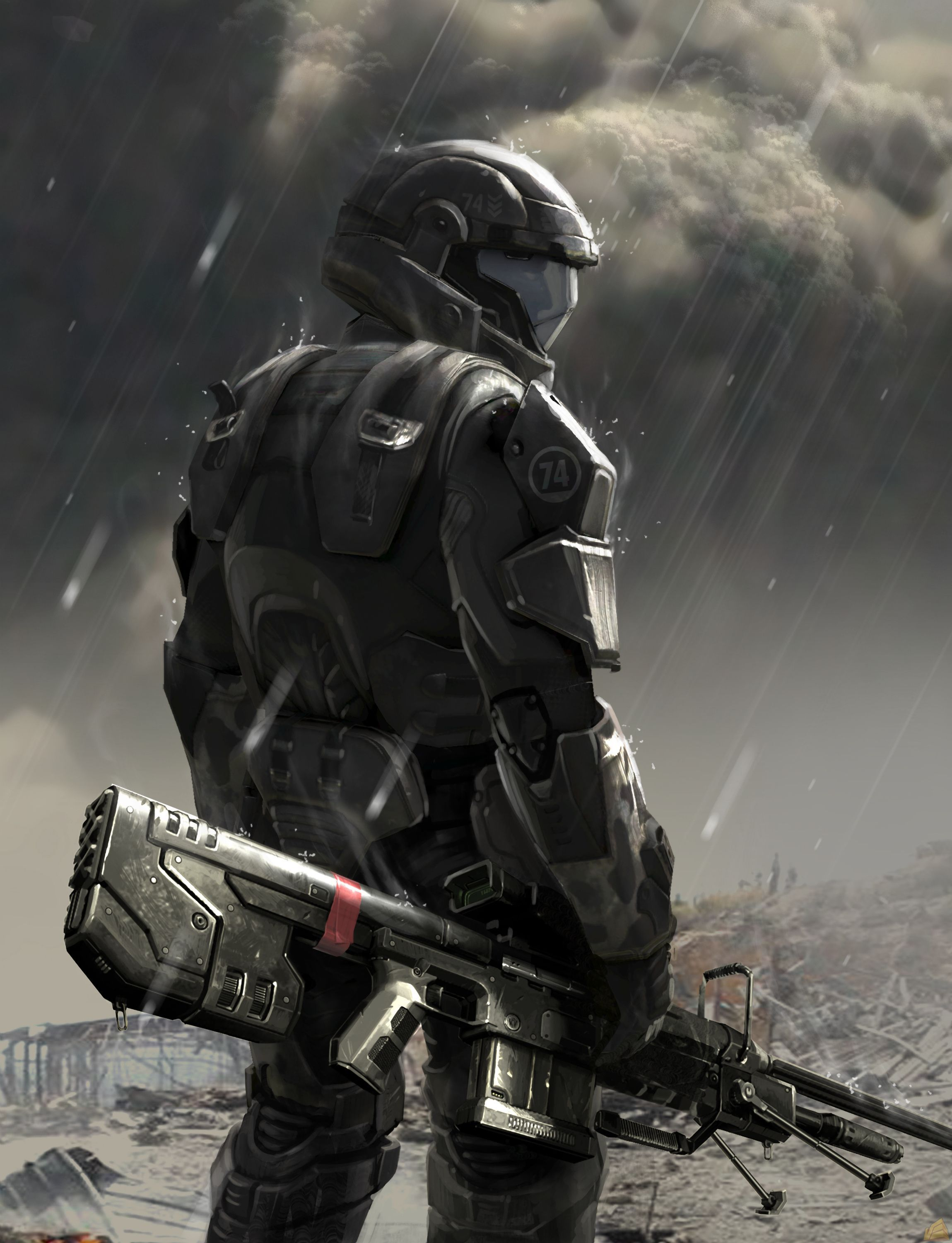 odst rookie