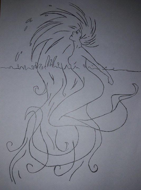 Mania Kreslenia Mermaid Wattpad