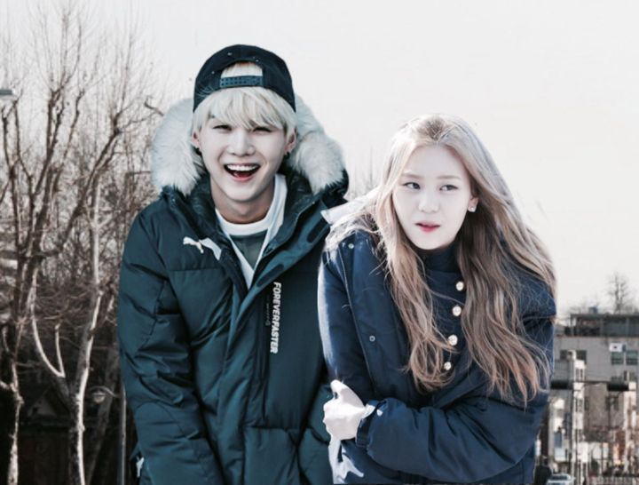 SUGA + UMJI REQUESTED BY : yunalikescats