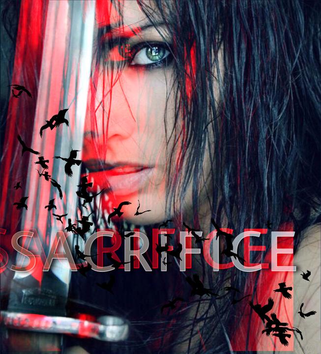 SACRIFICE by JorginaAdele