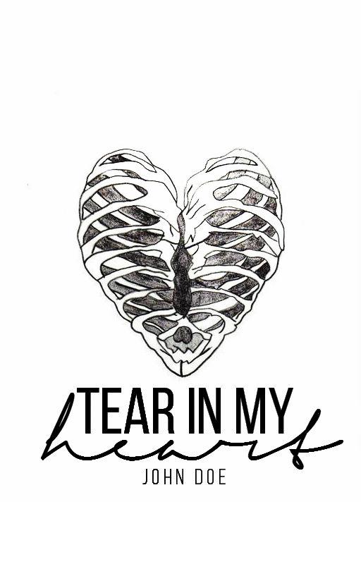 Pixlr Tutorials - cover tutorial : tear in my heart [ minimal