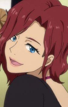 También tenemos la aparición de nuestra hermosa Mila 💖 pero aquí será hermosamente mala, no tanto como Minako pero si xD